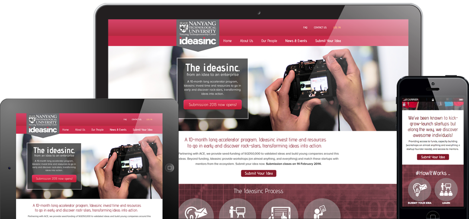IdeaSinc by NTU